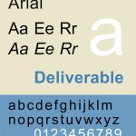 17 Fonts Similar to Arial