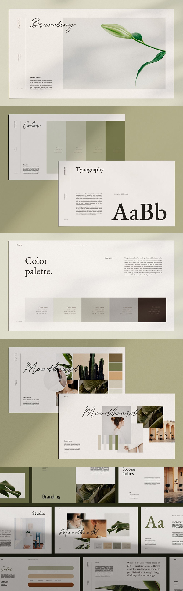 CHLOVIA-Powerpoint Brand Guidelines