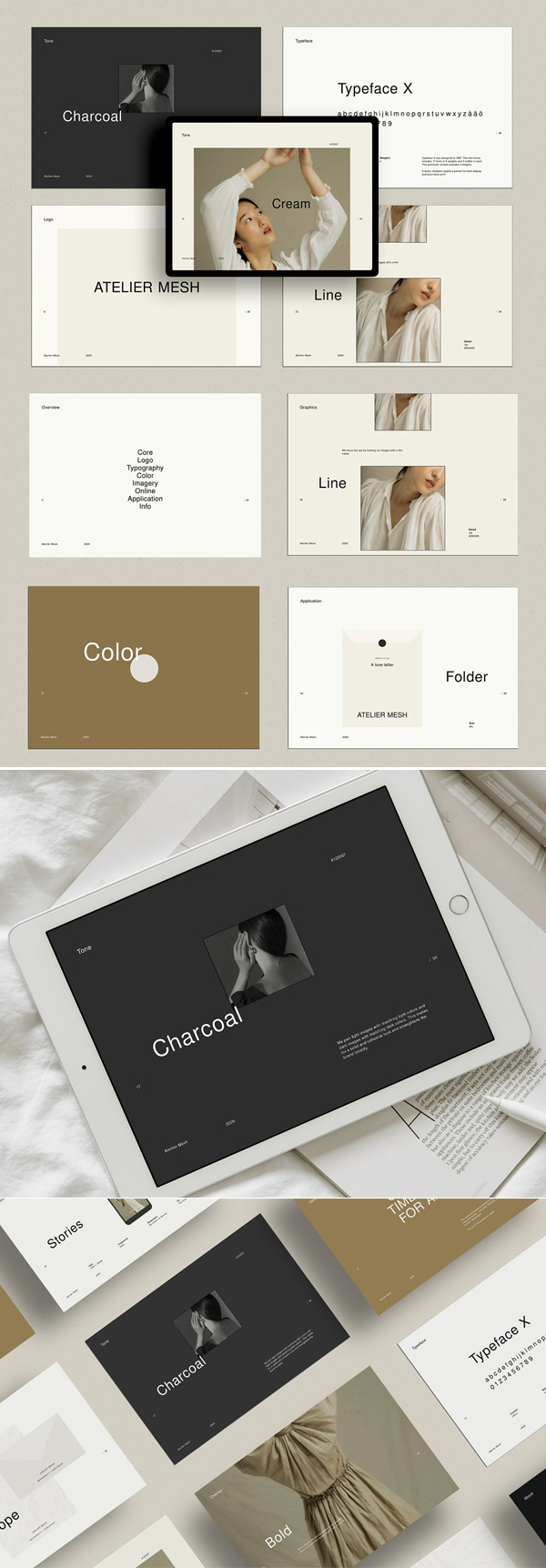 Cream – Brand Guidelines