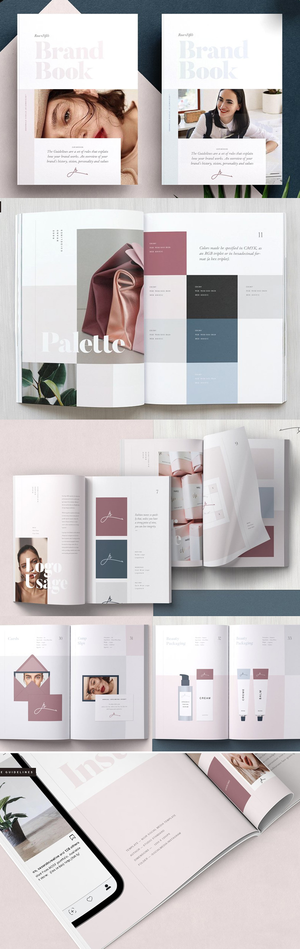 ROSE — Brand Guidelines