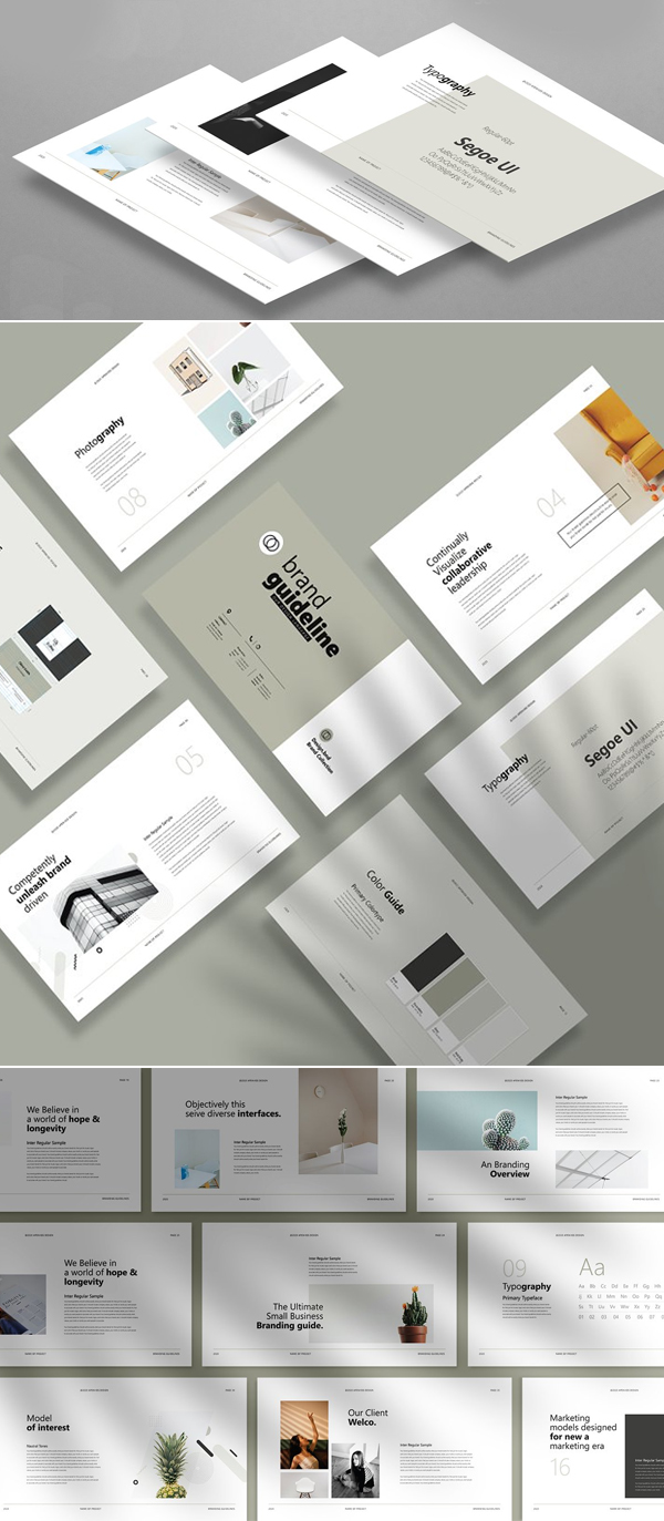 Minimalist Brand Guidelines