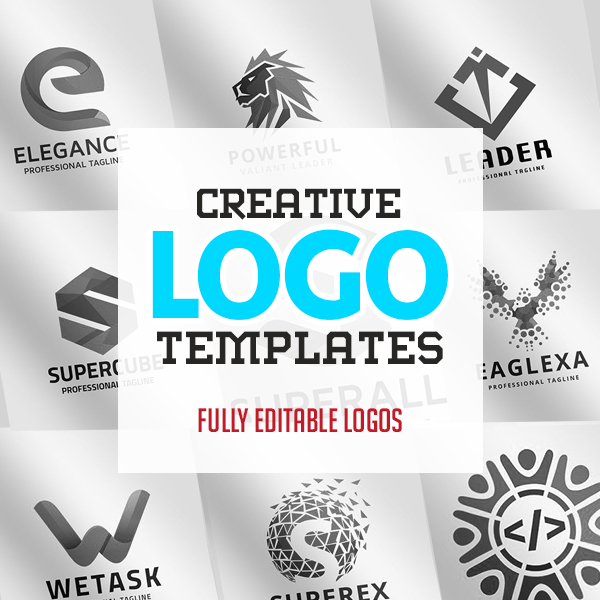21 Creative Logo Design Templates for Inspiration #67
