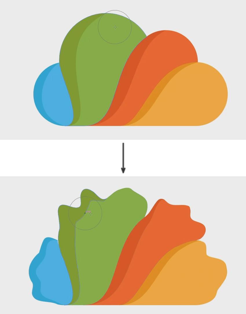 illustrator warp tool