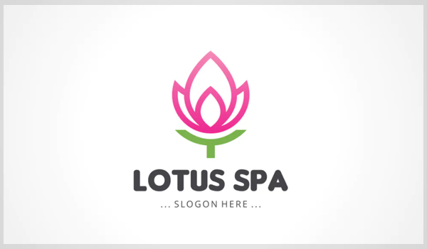 Lotus Logo Template