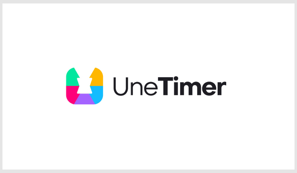 UneTimer - Logo Design by Ashfuq Hridoy
