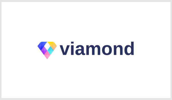 Modern V letter Logo for vaimond by GFXhouse