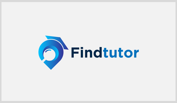 Find Tutor Logo Design With App Icon by MD ALAMIN