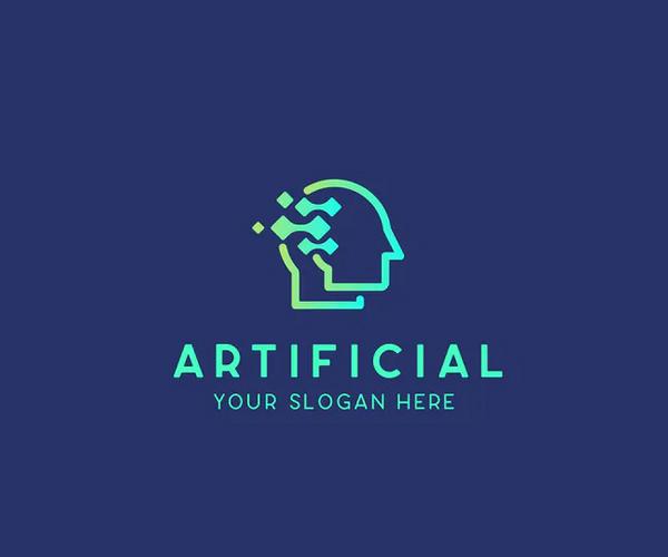 Human Artificial Intelligence Technology Logo