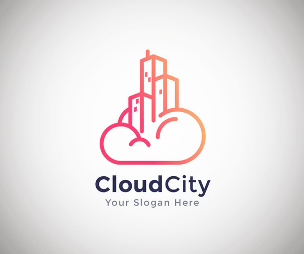 Cloud City Logo Template
