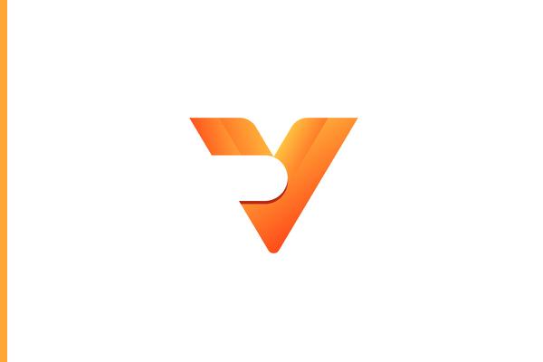 V & Y Letter Logo Mark by  Bipol Hossan