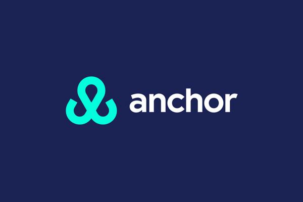 Anchor Logo Concept by Matthias Vancoillie