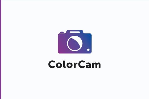 Color Cam Logo Template
