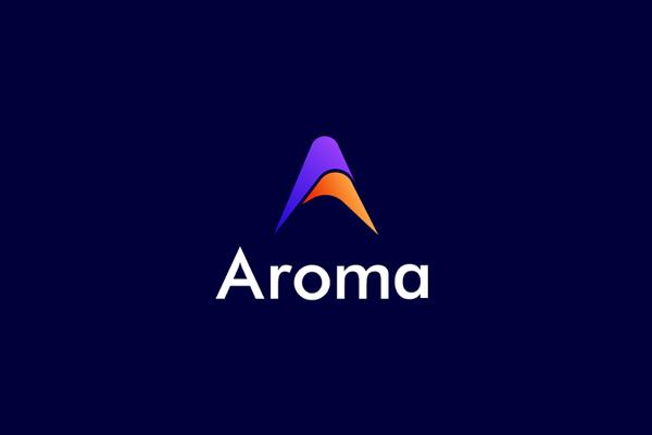 A letter logo design by GFXpreceptor