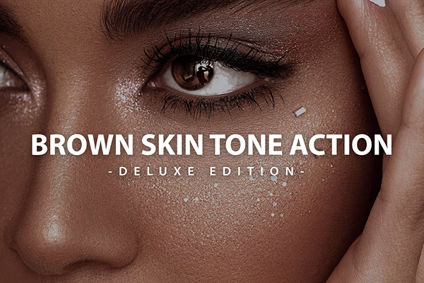 Brown Skin Action Deluxe Edition