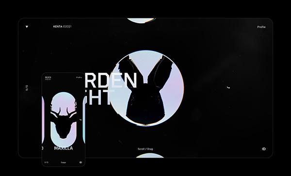Kenta Toshikura - Portfolio - Award Winner Web Design Example - 11