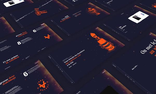 Iron Velvet - Award Winner Web Design Example - 18