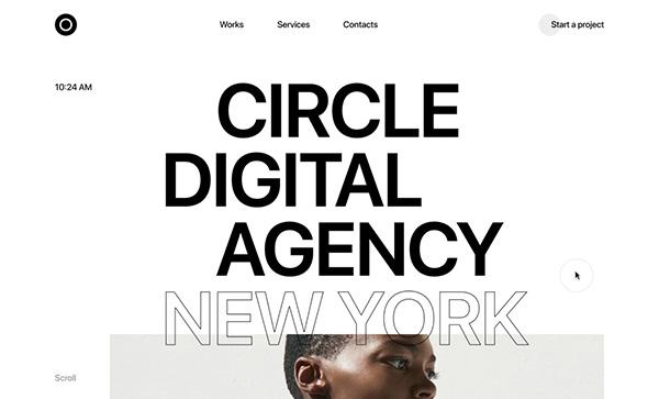 Circle Digital Agency - Award Winner Web Design Example - 21