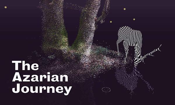 The Azarian Journey - Award Winner Web Design Example - 24