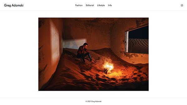 Skylab - Responsive Creative Portfolio WordPress Theme