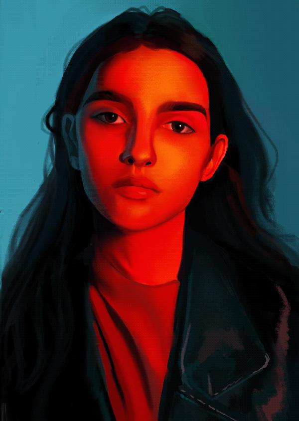 Awe-Inspiring Digital Art and Portrait Illustrations For Inspiration - 10