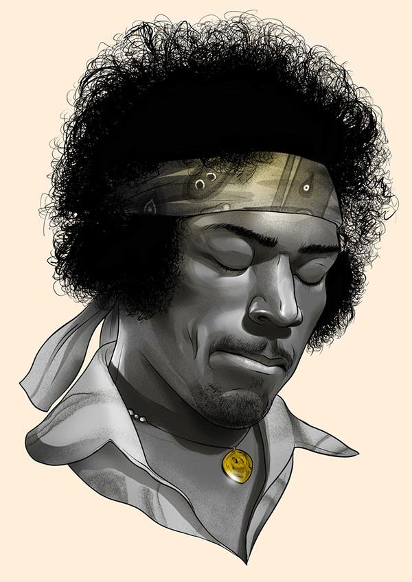 Awe-Inspiring Digital Art and Portrait Illustrations For Inspiration - 19