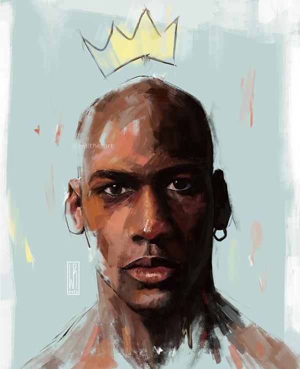 Awe-Inspiring Digital Art and Portrait Illustrations For Inspiration - 20