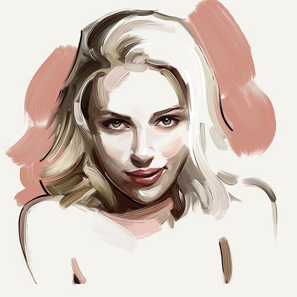 Awe-Inspiring Digital Art and Portrait Illustrations For Inspiration - 29