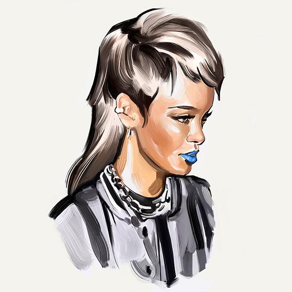 Awe-Inspiring Digital Art and Portrait Illustrations For Inspiration - 30