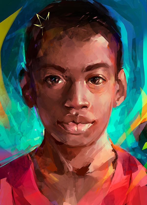 Awe-Inspiring Digital Art and Portrait Illustrations For Inspiration - 32