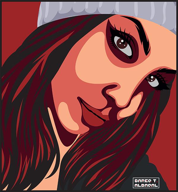 Awe-Inspiring Digital Art and Portrait Illustrations For Inspiration - 8