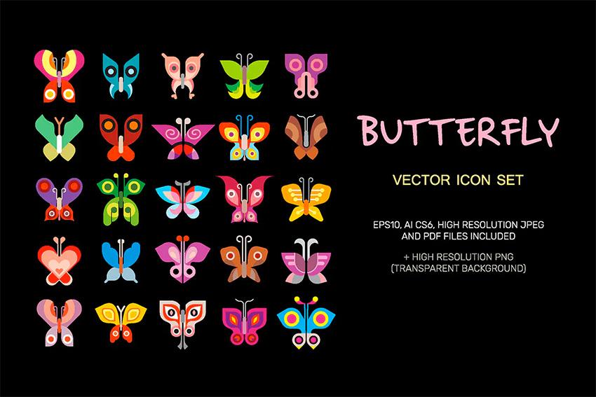 Envato Elements Butterfly Cricut SVG
