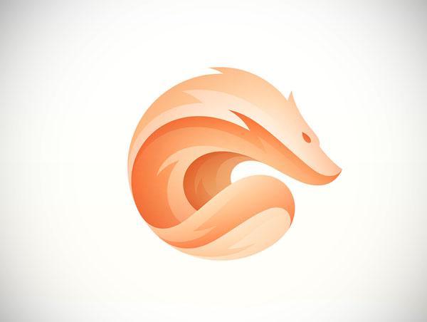 80+ Best Fox Logo Designs - 1