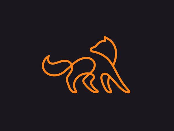 80+ Best Fox Logo Designs - 11