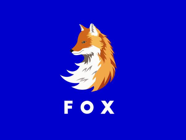 80+ Best Fox Logo Designs - 13