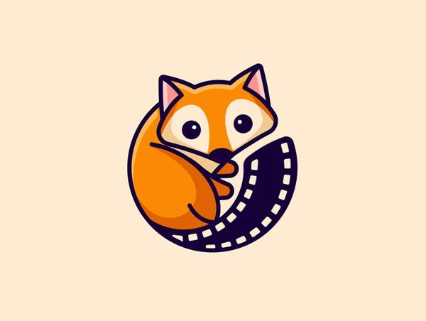 80+ Best Fox Logo Designs - 14