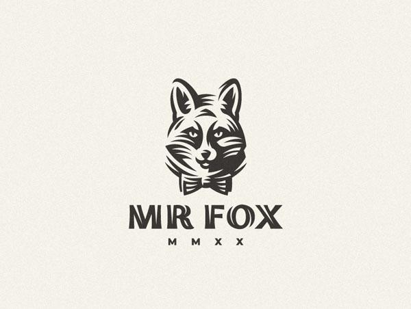 80+ Best Fox Logo Designs - 16