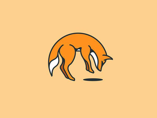 80+ Best Fox Logo Designs - 17