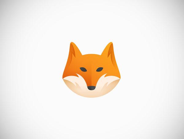 80+ Best Fox Logo Designs - 21