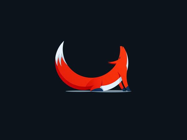 80+ Best Fox Logo Designs - 26