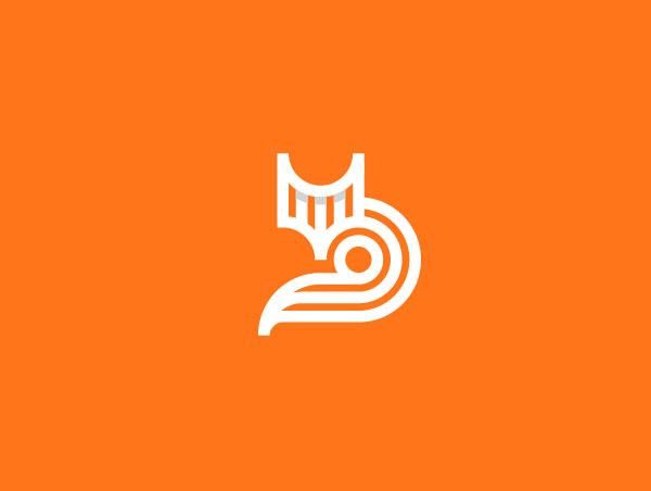 80+ Best Fox Logo Designs - 40