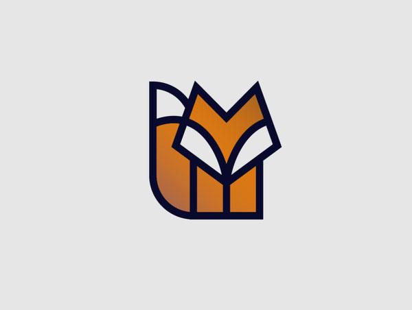 80+ Best Fox Logo Designs - 44