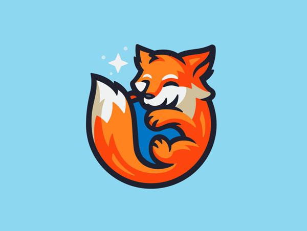 80+ Best Fox Logo Designs - 5