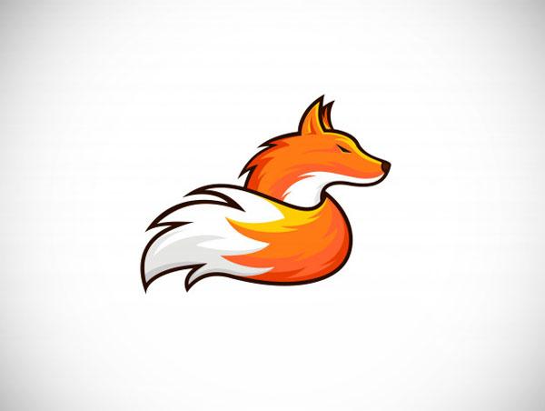 80+ Best Fox Logo Designs - 50