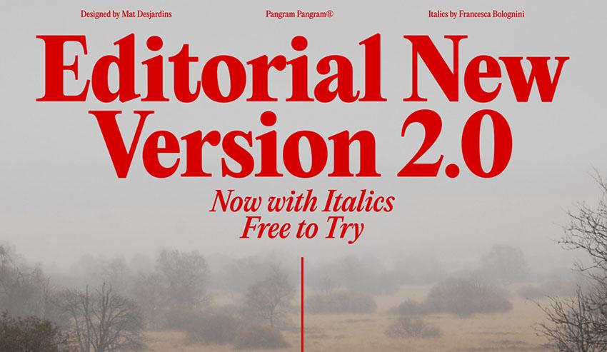 free retro text font
