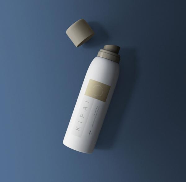 Free Cosmetic Spray Bottle Mockup