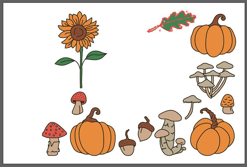 SVG Illustrator Cricut Delete items