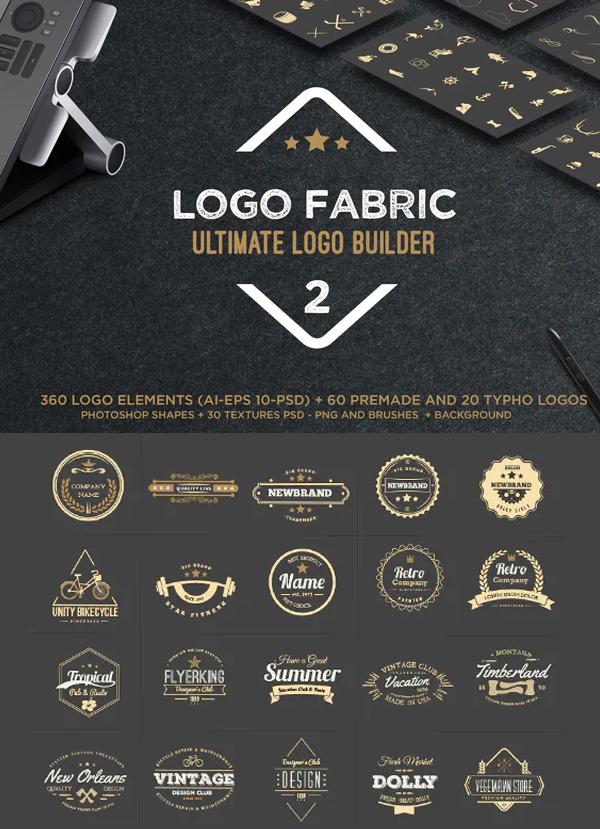 Logo Fabric Ultimate Logo Builder