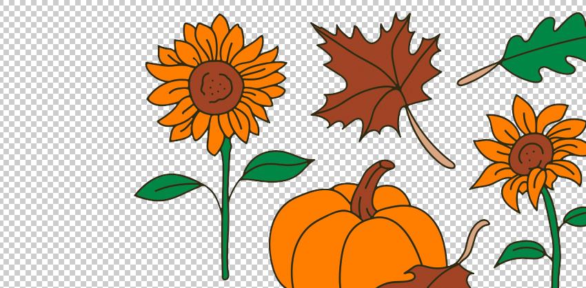 Photoshop SVG Isolate Background