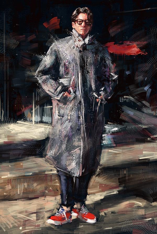 Amazing Digital Fashion Illustrations By Seungwon Hong - 25