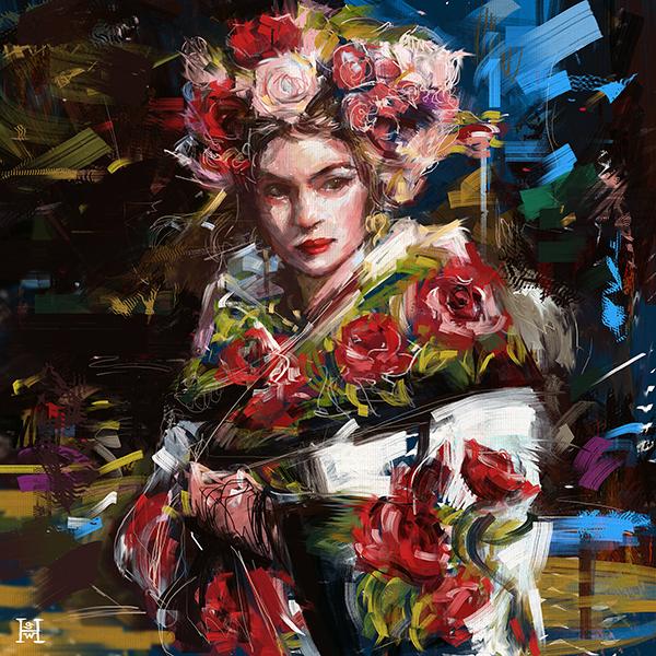 Amazing Digital Fashion Illustrations By Seungwon Hong - 3